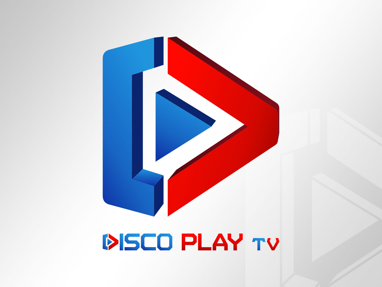 Logo Disco Play TV