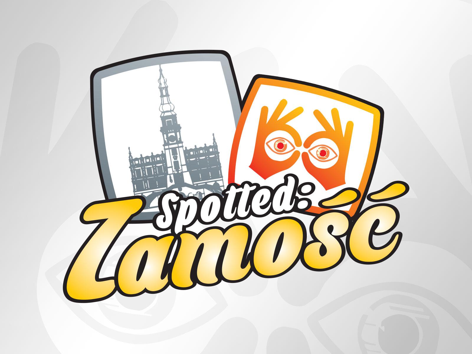 Logo Spotted Zamość