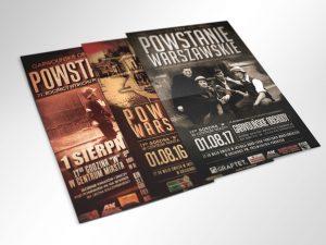 Plakaty Powstanie Warszawskie '44