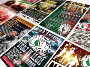 Plakaty Legia